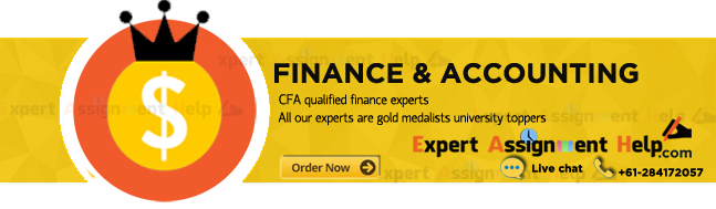 finance accounting assignment help u s a u k  finance and accounting assignment help