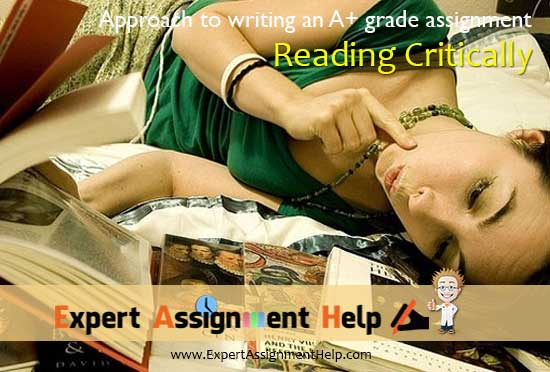 Reading critically 550 × 372