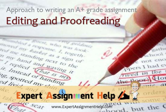 Editing and Proofreading 550 × 372