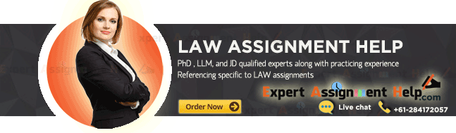 Law Assignment Help From Professional Legal Experts Usa Uk  Law Assignment Help