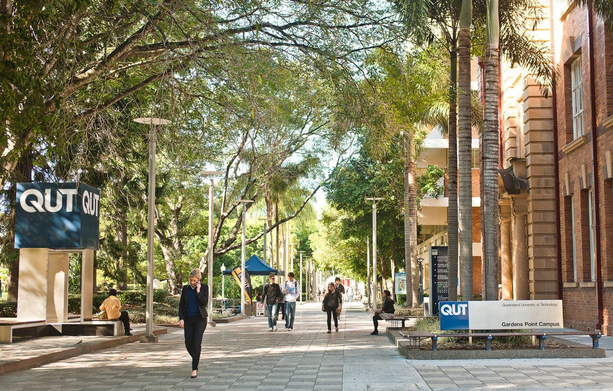 QUT Garden Point Campus