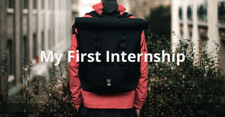My-first-internship