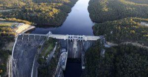 SCA Warragamba Dam Aerial 2012